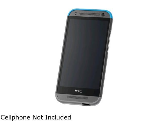 HTC Grey Double Dip Hard Case for HTC One mini 2 99H11596-00
