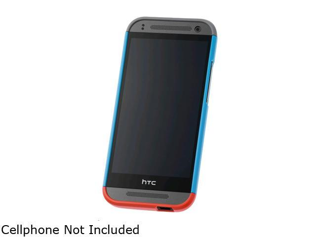 HTC Blue Double Dip Hard Case for HTC One mini 2 99H11598-00