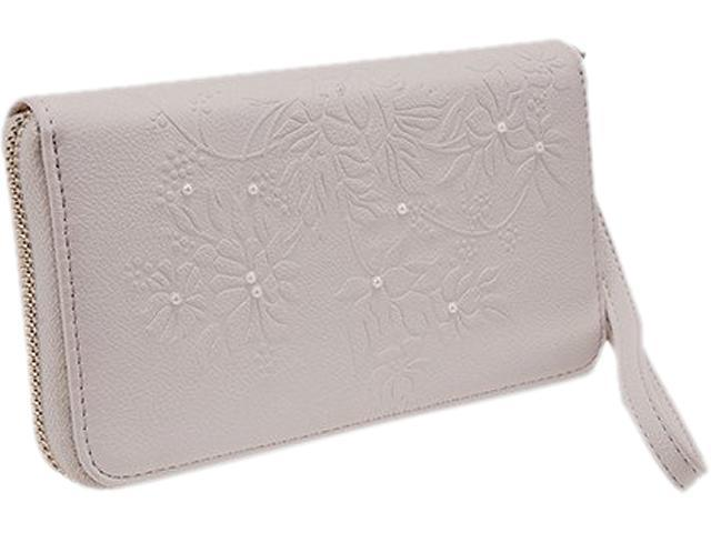 Gresso Miami Cream Pearl Miracle Collection Clutch/Wallet, GR11MRC018