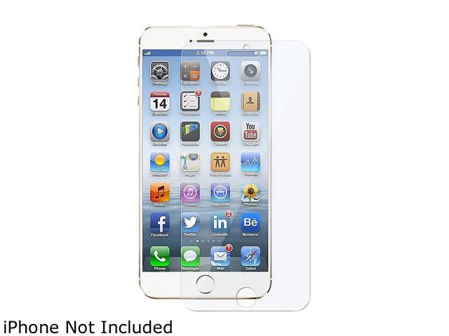 Insten Transparent Reusable Screen Protector Shield for Apple iPhone 6 (4.7-inch) 1923764