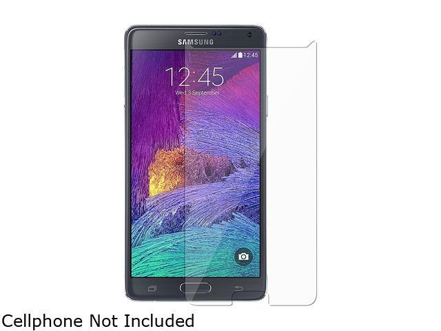 Insten Transparent Clear Screen Protector for Samsung Galaxy Note 4 1957509