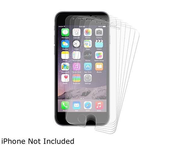 Insten Transparent 6-Pack Anti-Glare Screen Protector For Apple iPhone 6 Plus (5.5