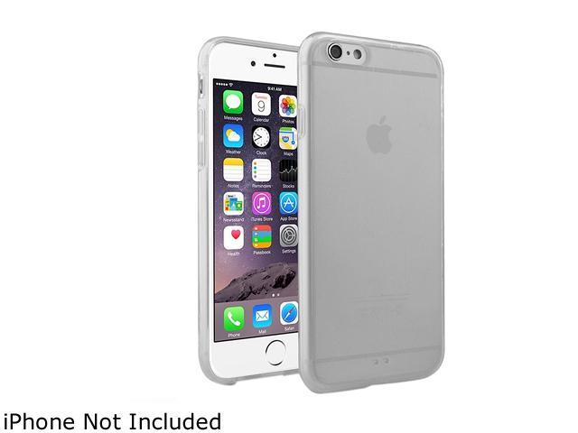 Insten Clear Bumper Snap-in Case Cover for Apple iPhone 6 (4.7-inch) 1963888