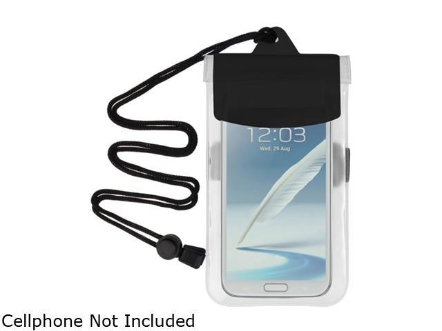 Insten Clear Waterproof Bag Case for Samsung Galaxy S5 SV 1830397