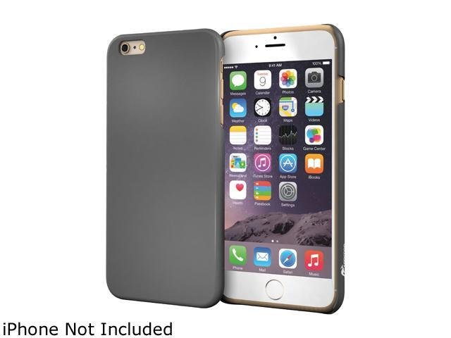 roocase Thin Slim Fit SKINNY SLIMM Case Cover for Apple iPhone 6 / 6S 4.7-inch, Gray