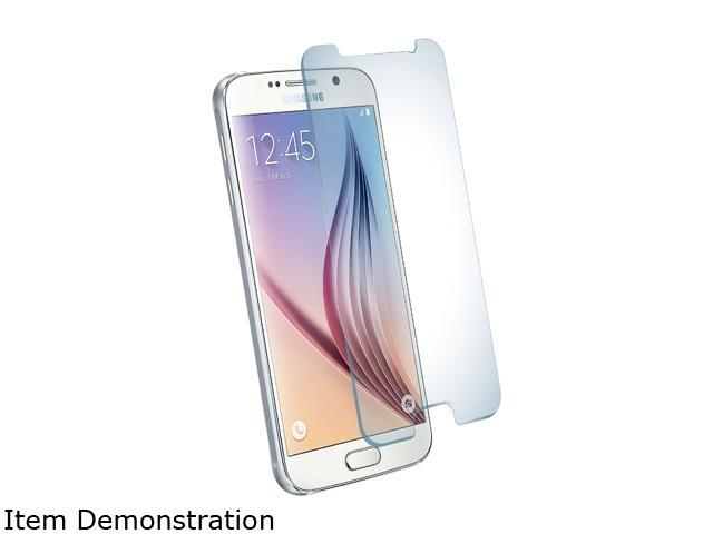 rooCASE Premium Real Tempered Glass Screen Protector Guard for Galaxy S6 RC-SAM-S6-TG018
