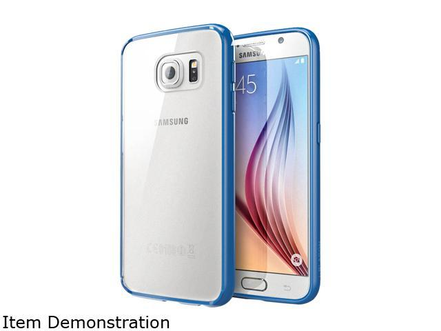 i-Blason Halo Clear/Navy Samsung Galaxy S6 Case Galaxy-S6-Halo-Clear Navy