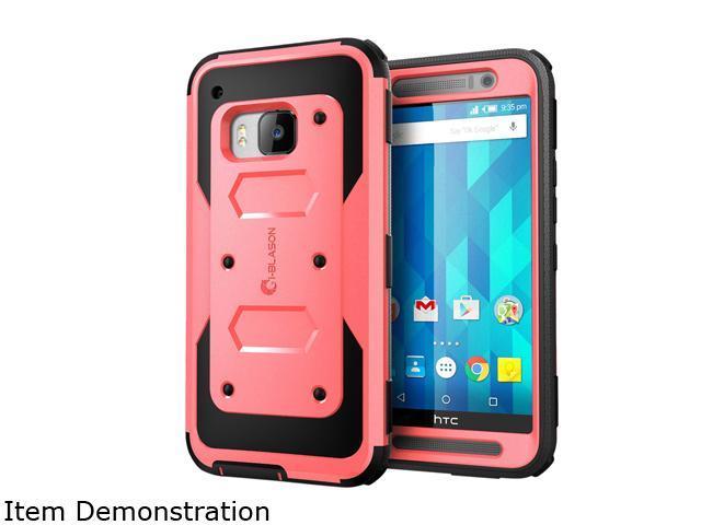 i-Blason Armorbox Pink HTC One M9 Case HTCOne-M9-Armorbox-Pink