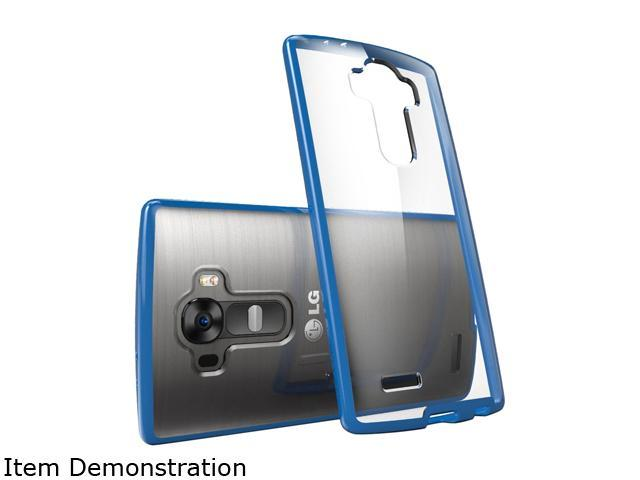 i-Blason Clear/Navy LG G4 Case LG-G4-Halo-Clear-Navy