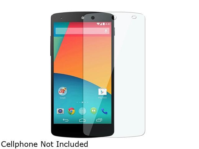 Insten Transparent Regular LCD Screen Protector Film Shield Guard Cover Compatible with LG Nexus 5 E980 1613119