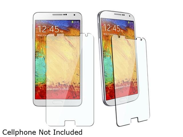 Insten Transparent Ultra Crystal Clear Tempered Glass LCD Screen Protector Film Shield Guard Cover for Galaxy Note 3 1613122