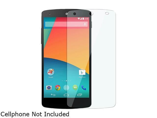 Insten Transparent 3 packs Screen Protectors Compatible with LG Nexus 5 D820 1624611