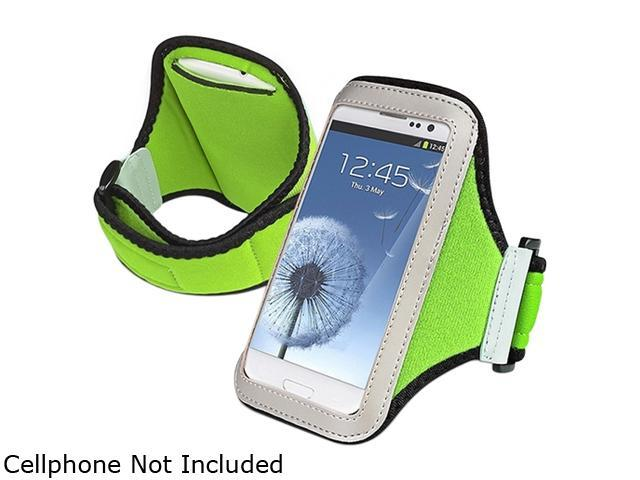 Insten Light Green Sportband Compatible with Motorola Moto X / Moto G 1646125