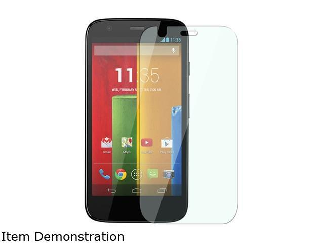 Insten Transparent 6-Pack Screen Protector Compatible with Motorola Moto G 1663793