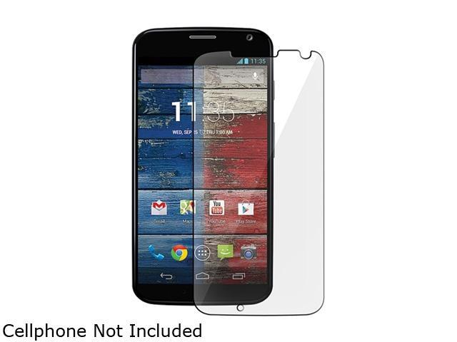Insten Clear 2 packs of Reusable Screen Protector Guard Shields Compatible with Motorola Moto X 1457814