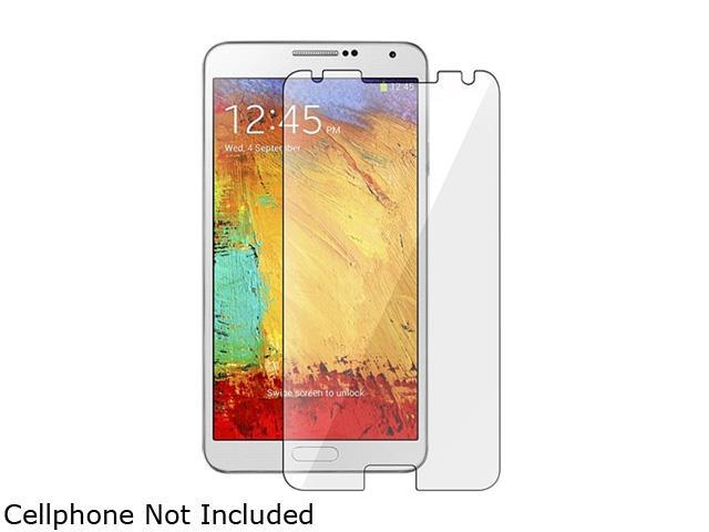 Insten Clear 3 packs of Reusable Screen Protector Guard Shields Compatible with Samsung Galaxy Note 3 N9000 1457820