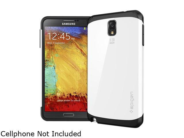 Spigen Infinity White Galaxy Note 3 Slim Armor Case SGP10459