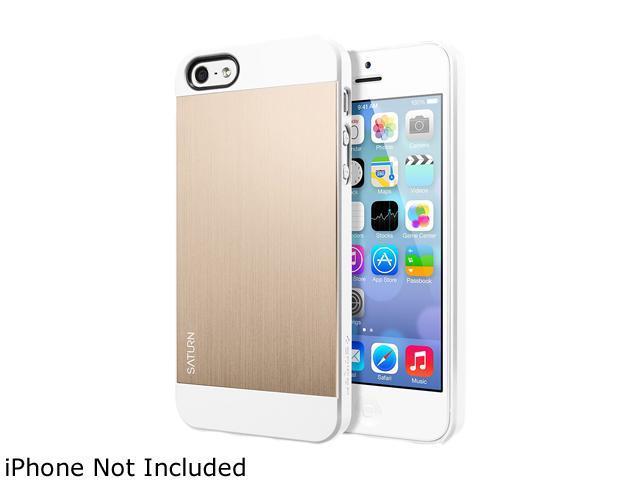 spigen saturn champagne gold iphone 5s 5 case sgp10570. Black Bedroom Furniture Sets. Home Design Ideas
