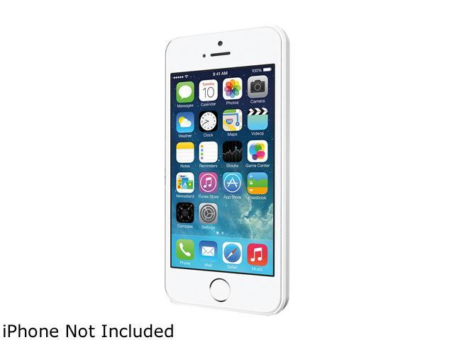 Spigen Ultra Thin Air A Smooth White iPhone 5S / 5 Case SGP10500