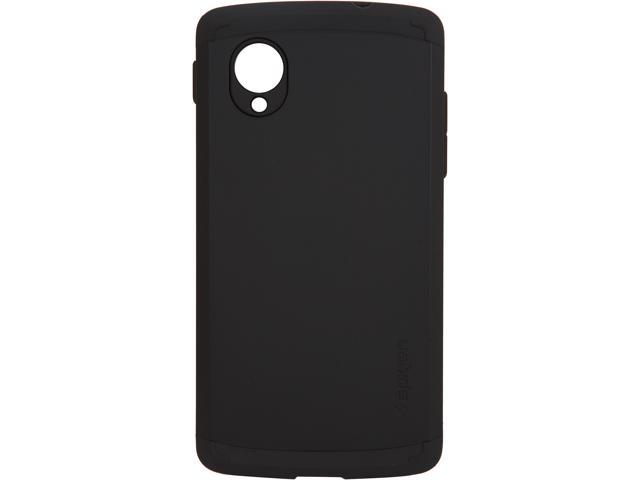 Spigen Slim Armor Smooth Black Nexus 5 Case SGP10569