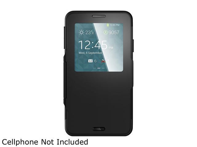 Spigen Slim Armor View Smooth Black Galaxy Note 3 Case SGP10682