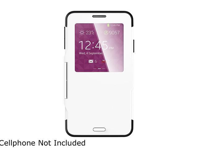 Spigen Slim Armor View Smooth White Galaxy Note 3 Case SGP10683