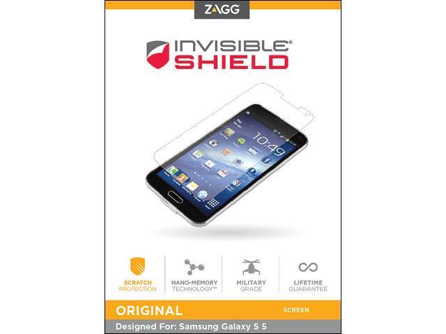 invisibleSHIELD Samsung Galaxy S5-Original-Screen GS5OWS-F00