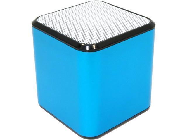 EnerPlex AC-SPEAK-BL Blue Portable Bluetooth Speaker