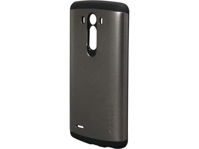 Spigen Slim Armor Gunmetal Case for LG G3 SGP10867