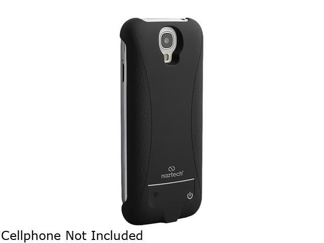 Naztech Black 3000MAH Power Case for Samsung Galaxy S4 12549