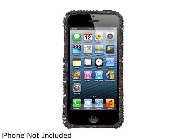 KTA Enterprises Trapped Heart iPhone 5 Bling Rhinestone cover KTA 115