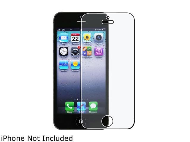 Insten Transparent Anti-glare Screen Protector Compatible with Apple iPhone 5S 1401142