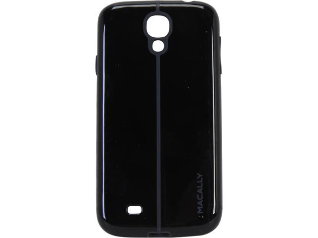 Macally Black HardShell Protective Case for Samsung Galaxy S4 CURVES4