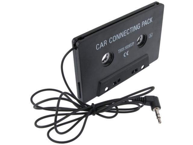Insten Car Audio Cassette Adapter Compatible with Blackberry Z10, Black