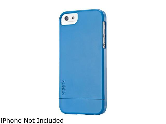 Skech Blue None Case for iPhone 5