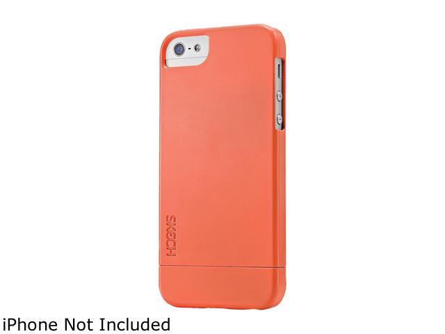 Skech Orange None Case for iPhone 5