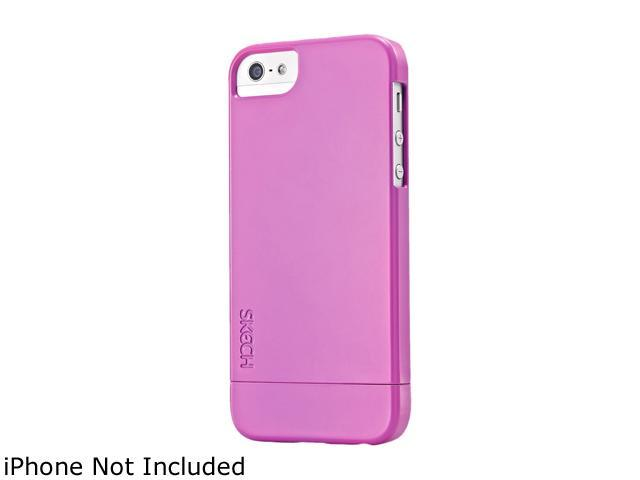 Skech Pink None Case for iPhone 5
