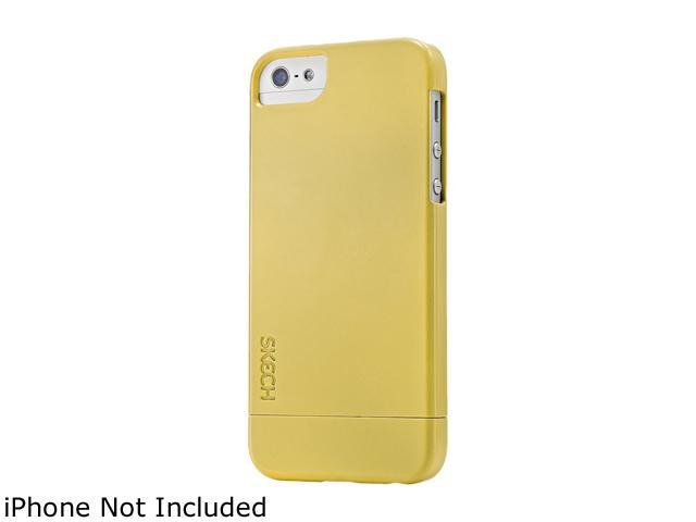 iPH5-SU-YLW Yellow None Case for iPhone 5 iPhone 5 / 5s