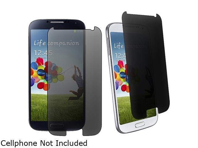 Insten 2X Privacy Filter Screen Guard Protector Film Compatible with Samsung Galaxy S4 SIV i9500