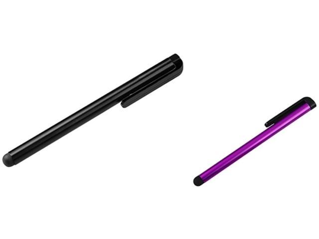 Insten Black PURPLE Touch Pen Stylus Compatible with Samsung Galaxy SIII Mini i9300 SIV S4 i9500