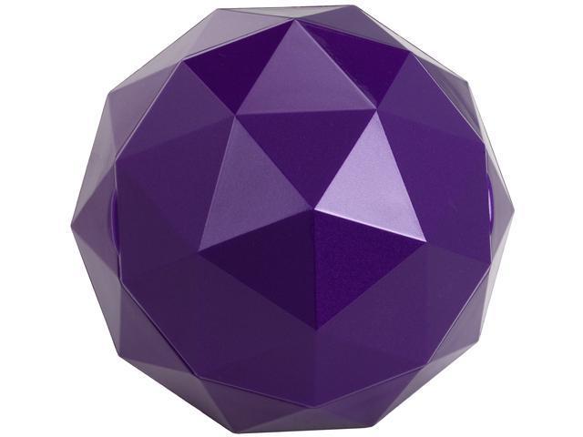 PC Treasures 8947 Purple Lyrix PowerBall Bluetooth Speaker