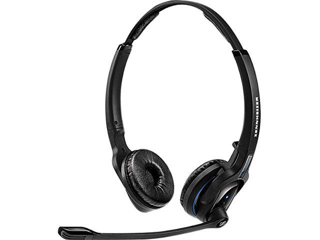 SENNHEISER 506046 Black MB Pro2 ML Stereo Bluetooth Headset with Dongle and Lync