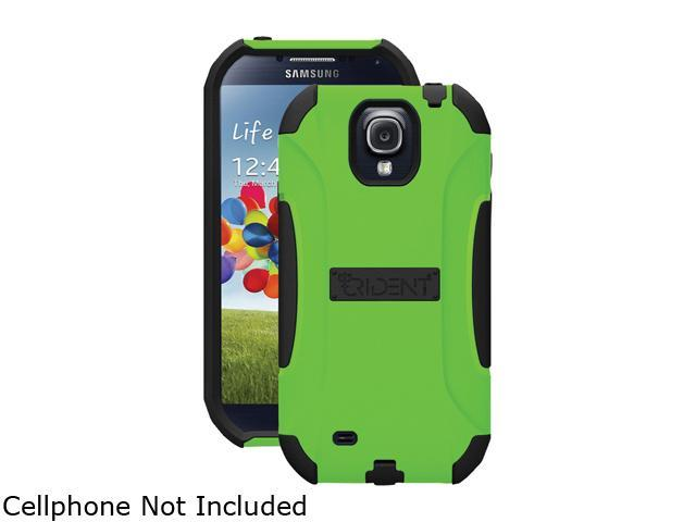 Trident Green Aegis Smartphone Case for Samsung Galaxy S IV GT-i9500 AG-SAM-S4-TG