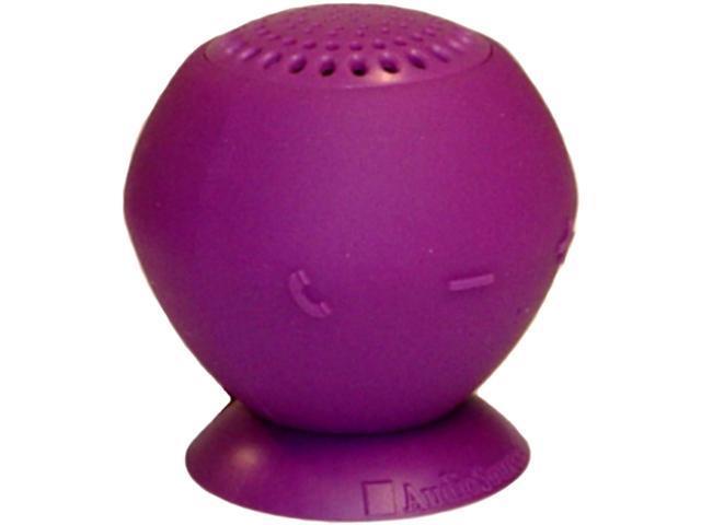 Audio Source SP7P Royal Purple SoundPop Bluetooth Speaker