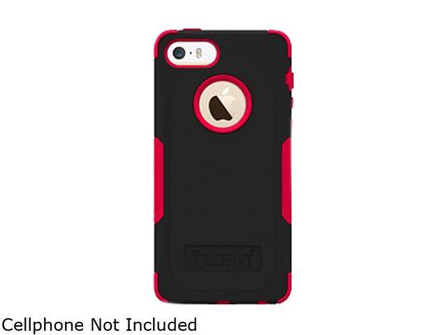 Trident Red Aegis Case for iPhone 5S AG-APL-IPH5S-RED