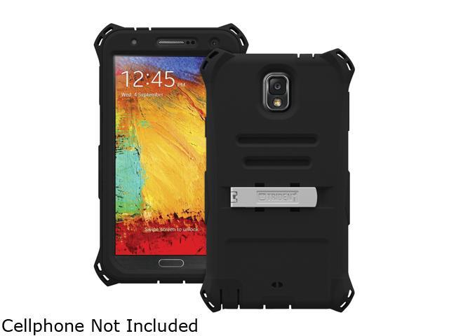 Trident Black Kraken A.M.S. Case for Samsung Galaxy Note 3 AMS-SAM-GNOTE3-BK