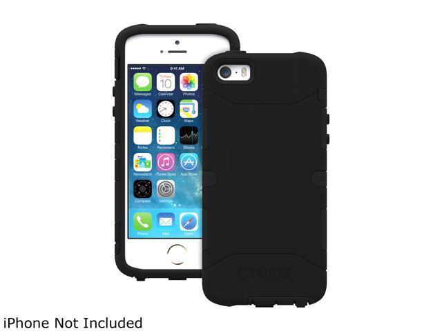 Trident Aegis Black Case for Apple iPhone 5 / 5S - 2014 Edition AG-APL-IPH5S2US-BK