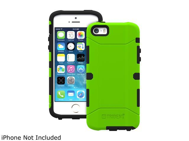 Trident Aegis Green Case for Apple iPhone 5 / 5S - 2014 Edition AG-APL-IPH5S2US-TG