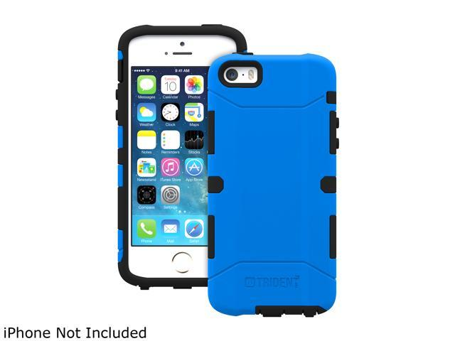 Trident Aegis Blue Case for Apple iPhone 5 / 5S - 2014 Edition AG-APL-IPH5S2US-BLU