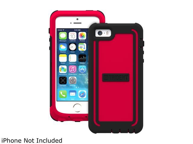Trident Cyclops Red Case for Apple iPhone 5 / 5S - 2014 Edition CY-APL-IPH5S2-RED
